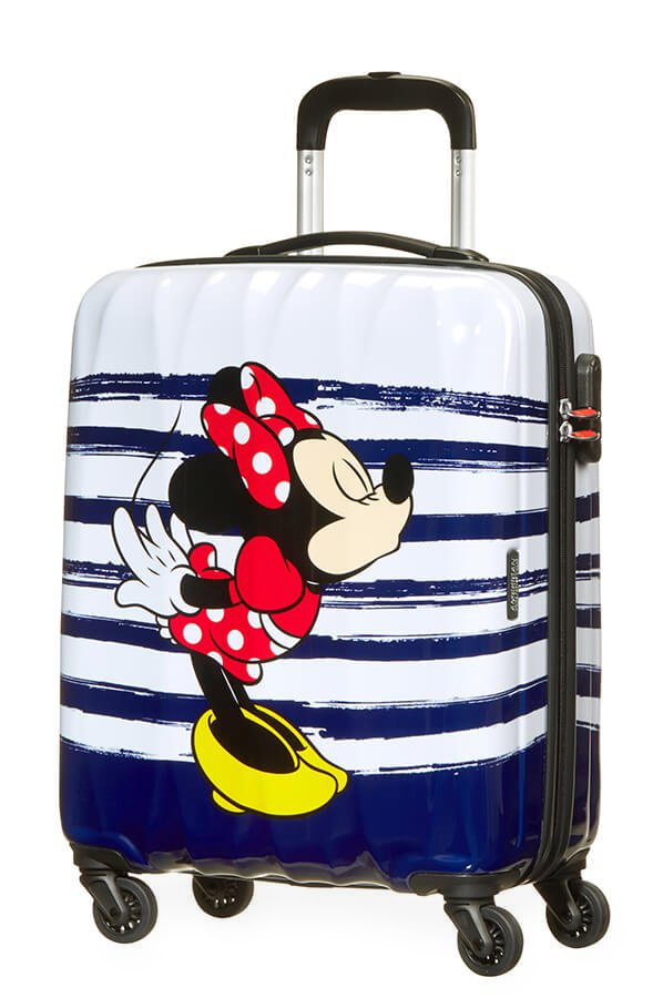 American Tourister Kabinový cestovní kufr Disney Legends Spinner 19C 36 l - Minnie Kiss