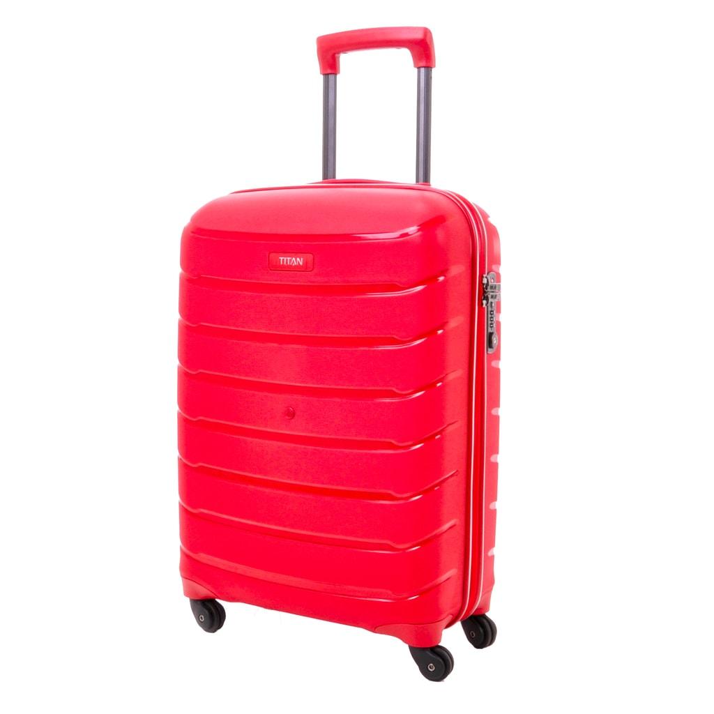 Titan Kabinový kufr Limit 4w S 823406-10 39 l
