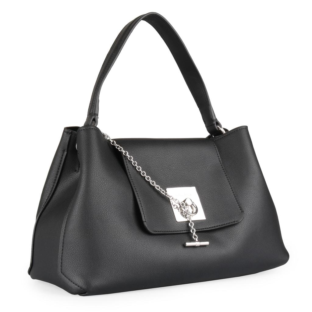 Calvin Klein Dámská kabelka přes rameno CK Lock K60K605062 - černá 834e238c3c9