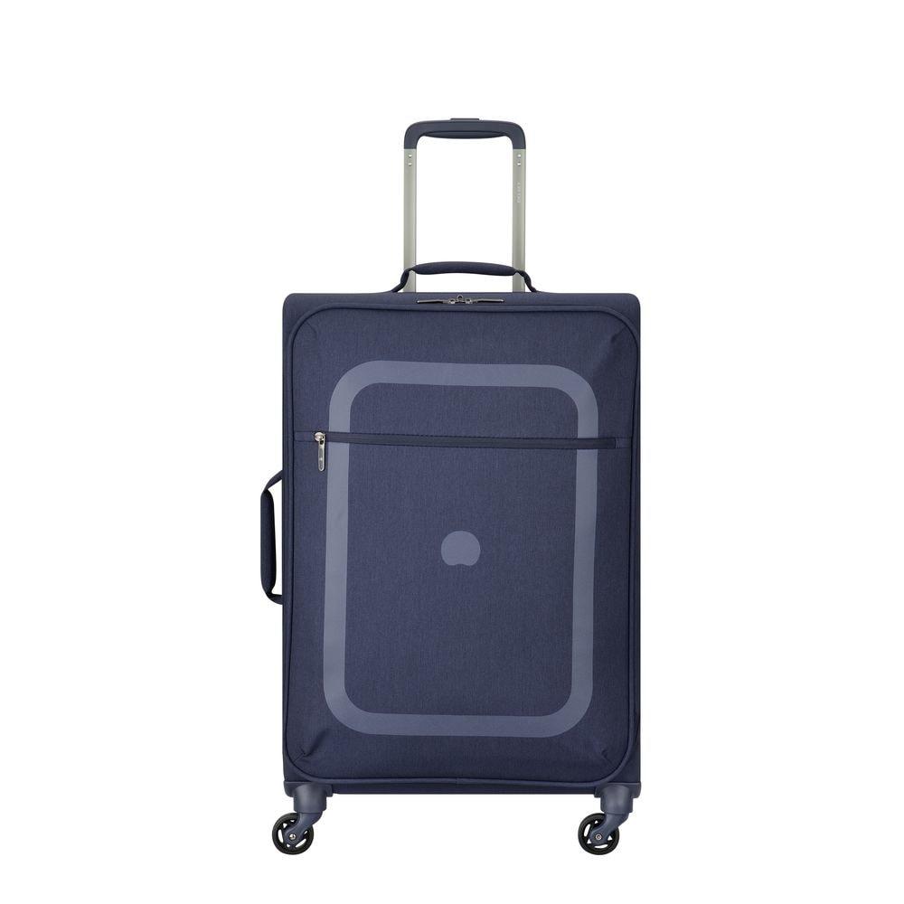 Delsey Cestovní kufr střední Dauphine 3 66,9 l - tmavě modrá