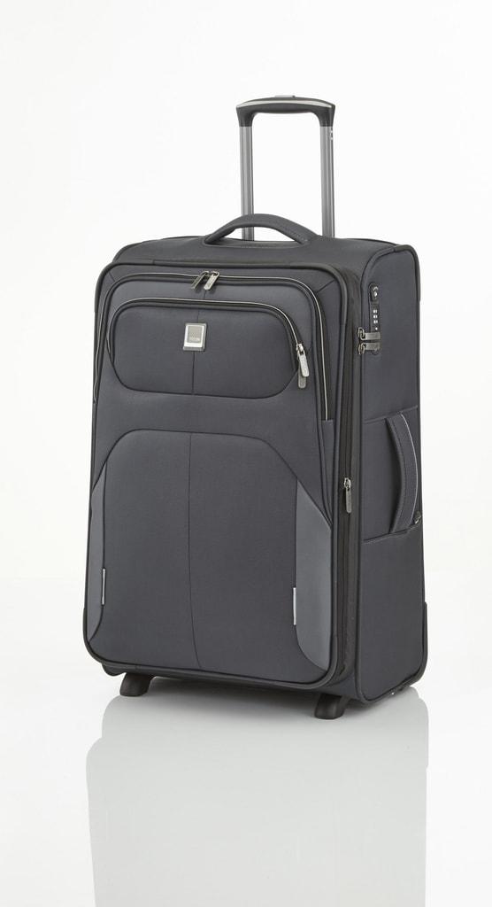 Titan Cestovní kufr Nonstop 74/85 l P38449 šedá