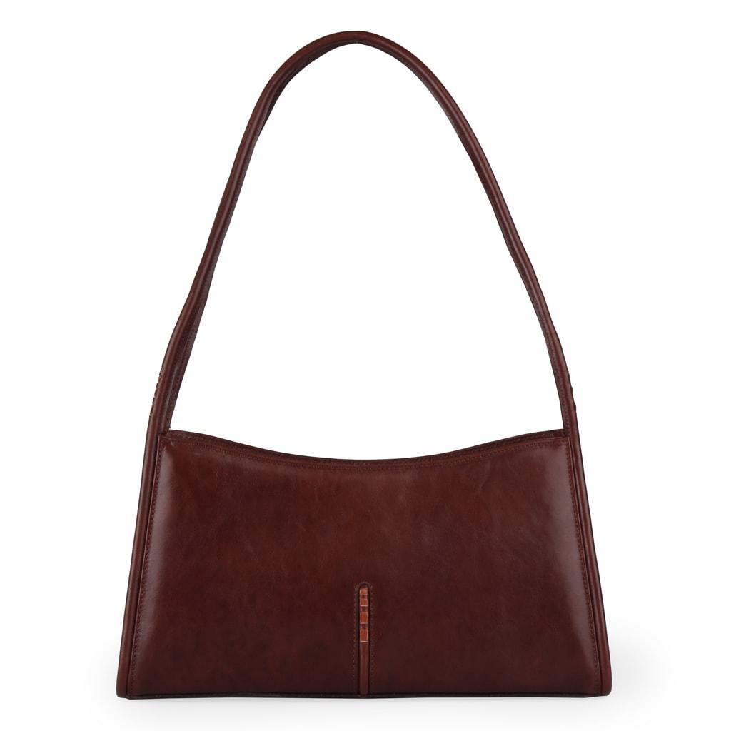 Hajn Dámská kožená kabelka přes rameno 1133013