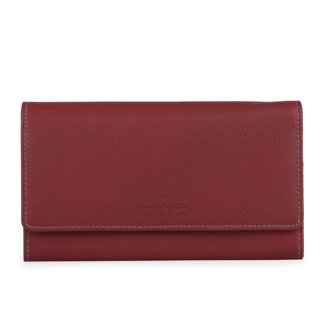 Maitre Dámská kožená peněženka Mafia Diedburg 4900000250 - červená
