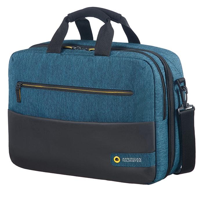 """American Tourister Taška na notebook 15,6"""" City Drift 28G-005, modrá"""
