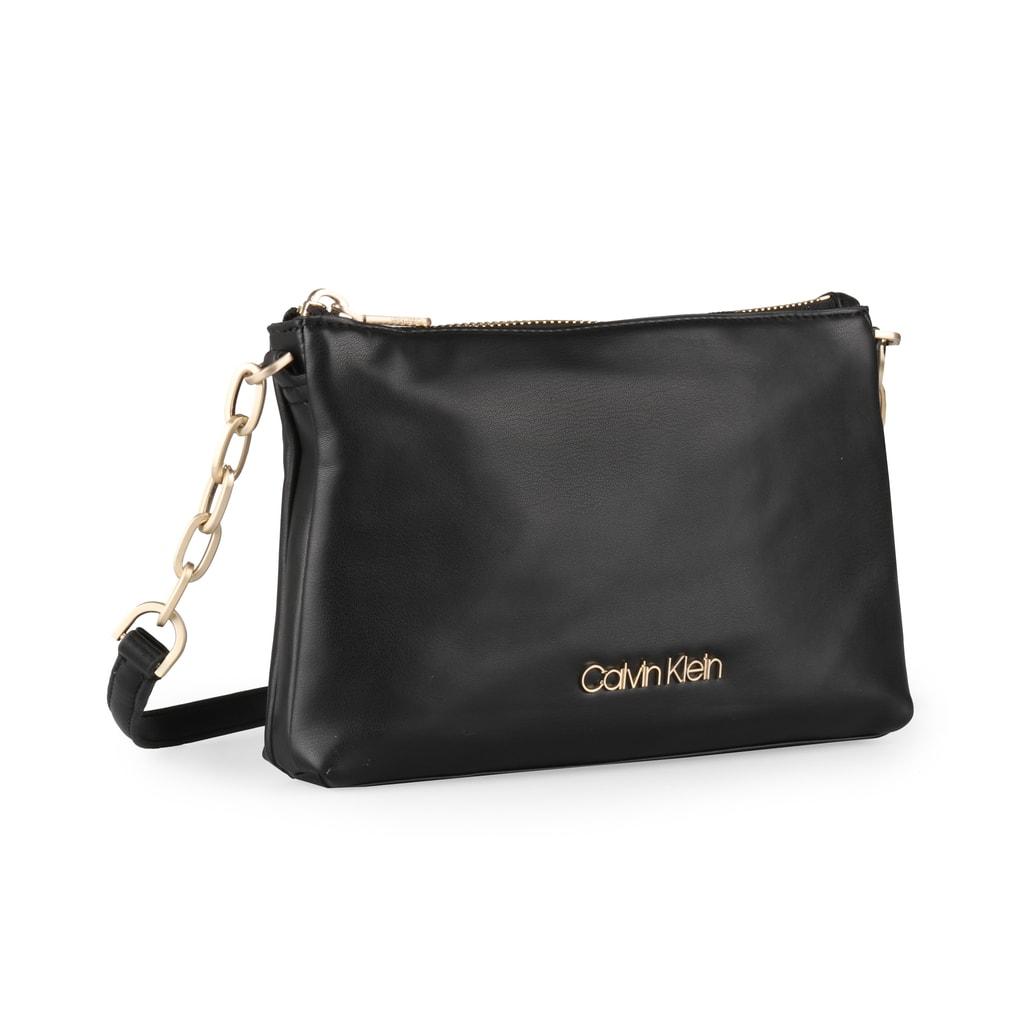 Calvin Klein Dámská crossbody kabelka Fold Ew K60K604618 - černá daf55b672b7