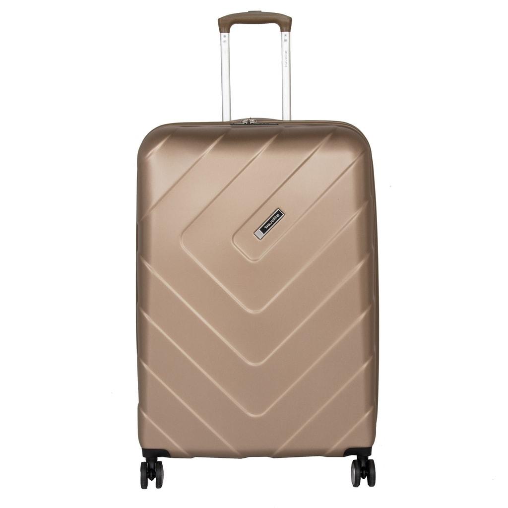 Travelite Cestovní kufr Kalisto L Champagne 74449-40 106 l