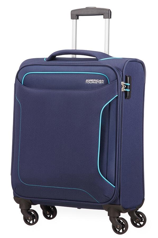 American Tourister Kabinový cestovní kufr Holiday Heat Spinner 50G 38 l - tmavě modrá