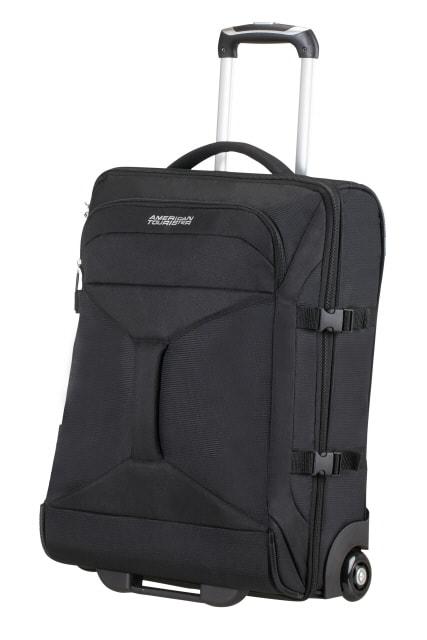 American Tourister Kabinová taška na kolečkách ROAD QUEST 40 l - černá