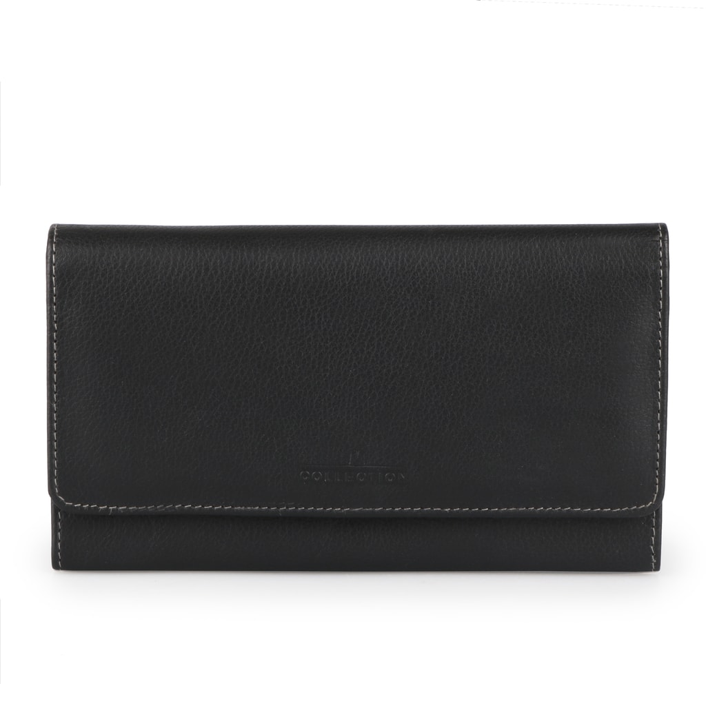 Maitre Dámská kožená peněženka M Collection Mafia Diedburg 4900000250 - černá