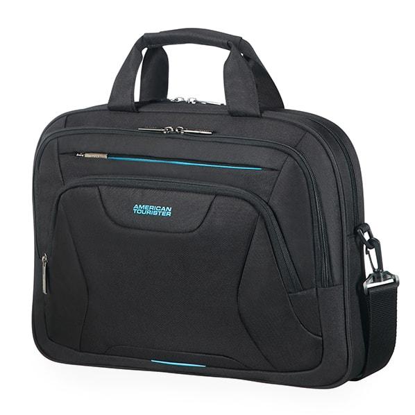 """American Tourister Taška na notebook At Work Laptop Bag 33G 15 l 15.6"""" - černá"""