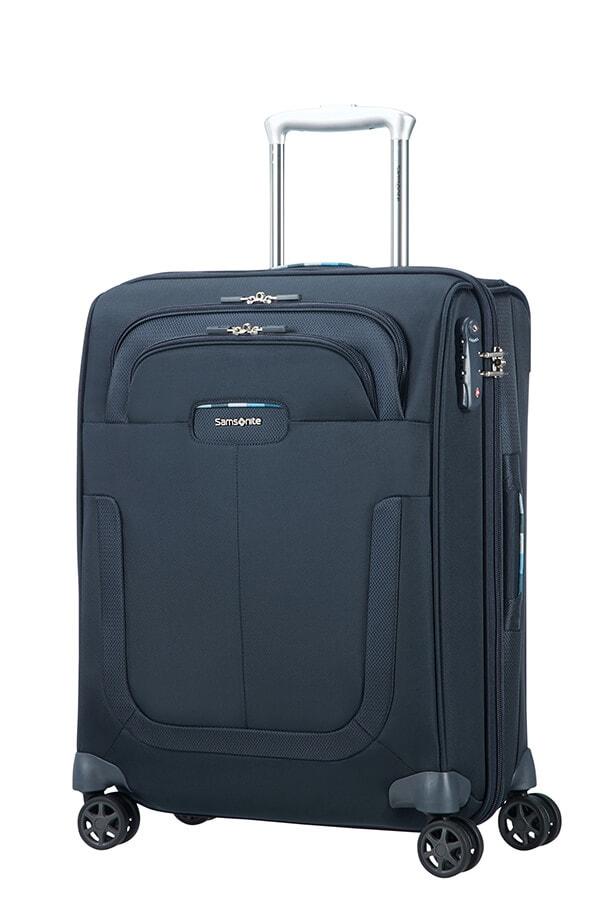 Samsonite Kabinový cestovní kufr Duosphere 40,5/48,5 l - tmavě modrá