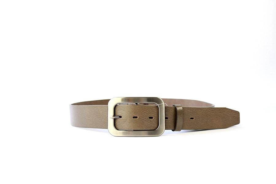 Penny Belts Dámský opasek Penny Belts 11452 šedý