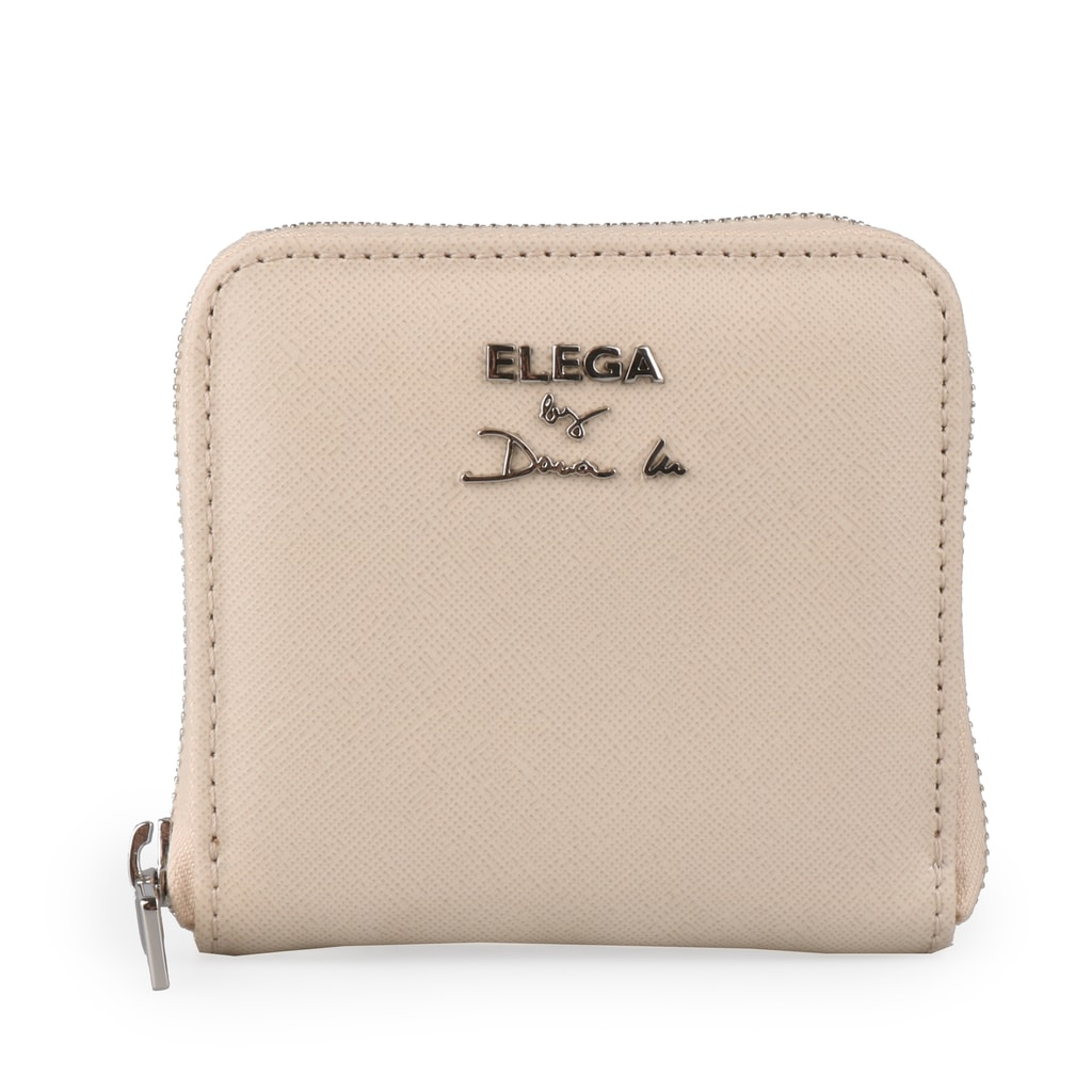Elega by Dana M Dámská kožená peněženka euphoria 69229-537s - béžová