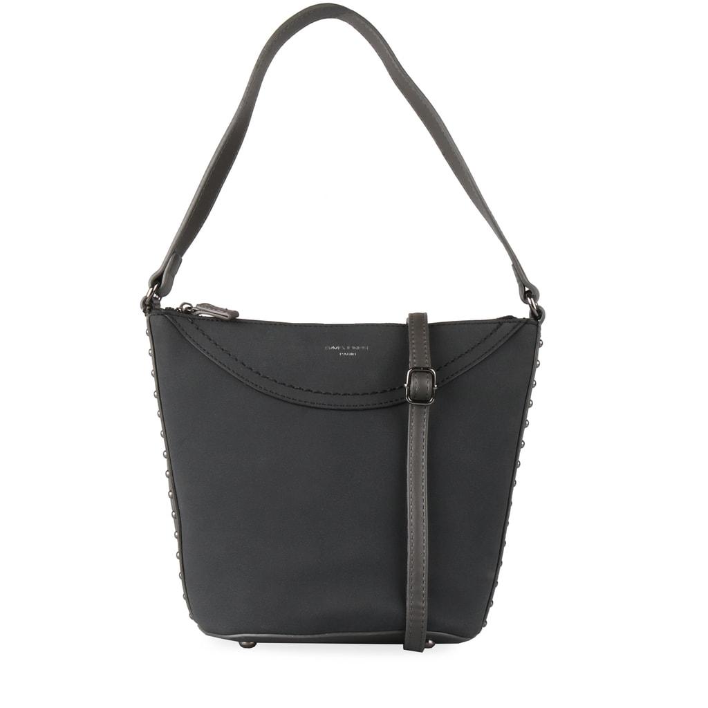 David Jones Paris Dámská kabelka přes rameno CM4000 - černá