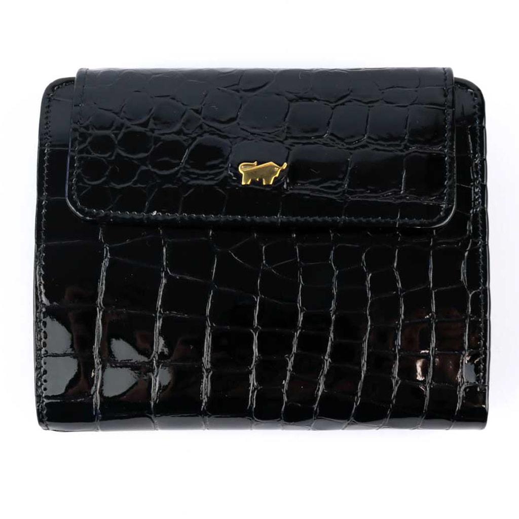 Braun Büffel Dámská kožená peněženka 40412 - černá