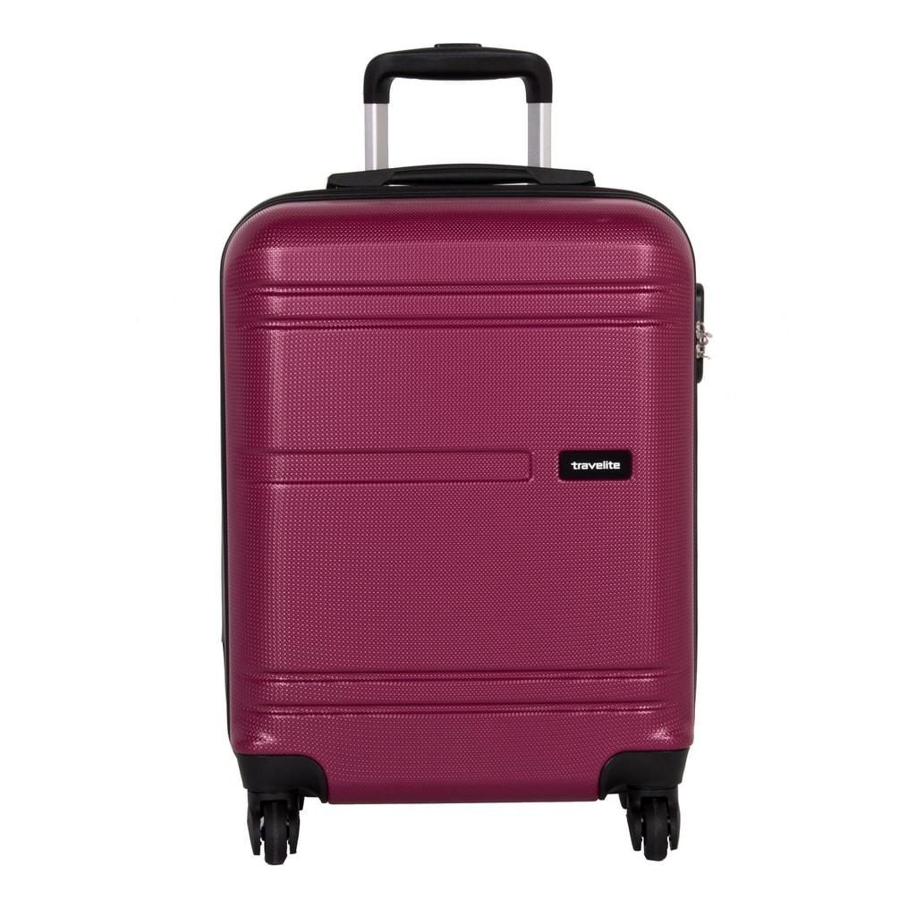 Travelite Kabinový cestovní kufr Yamba 4w S Berry 38 l