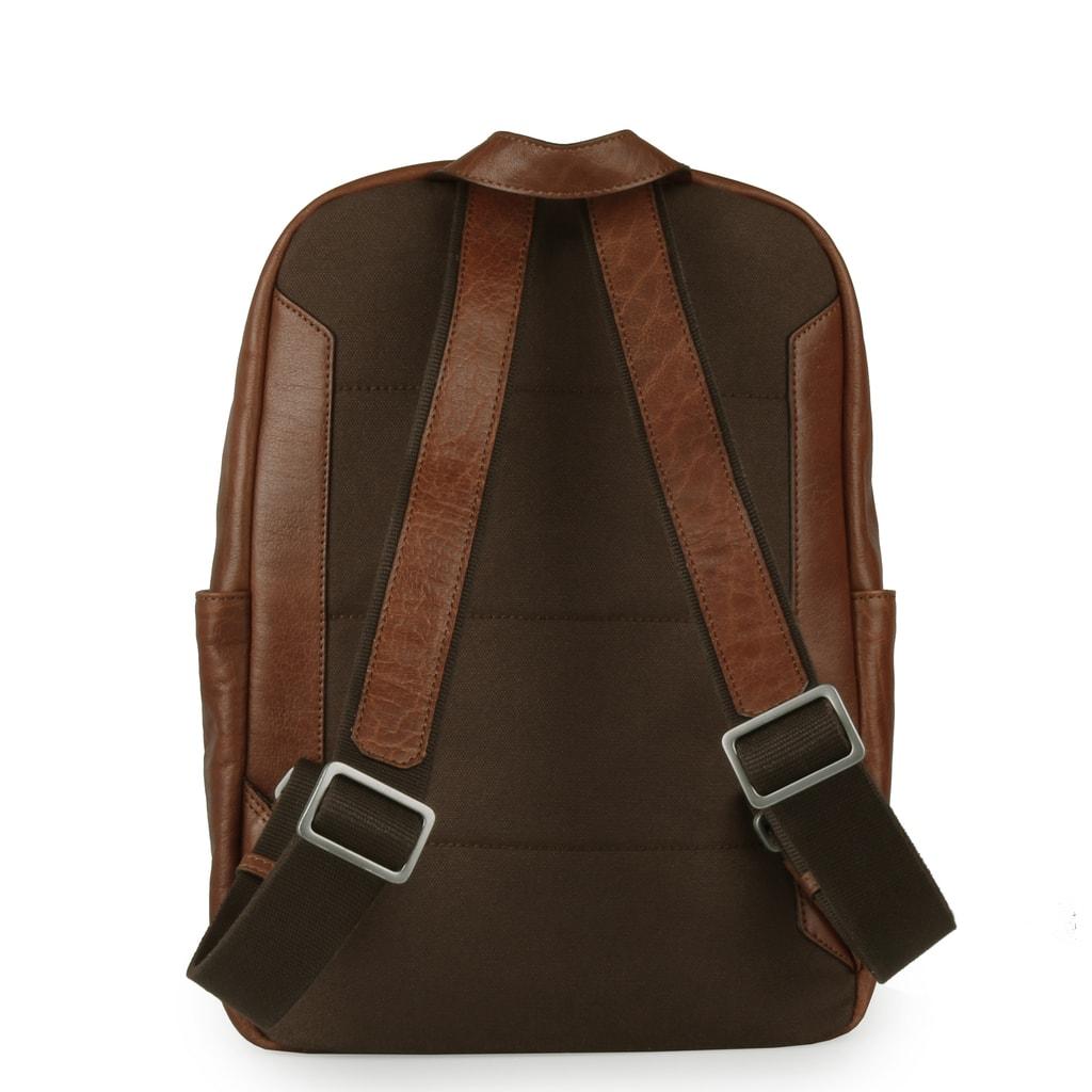 4b17100f76a Pánský kožený batoh Sutton 4010002569 - Strellson - Městské batohy ...
