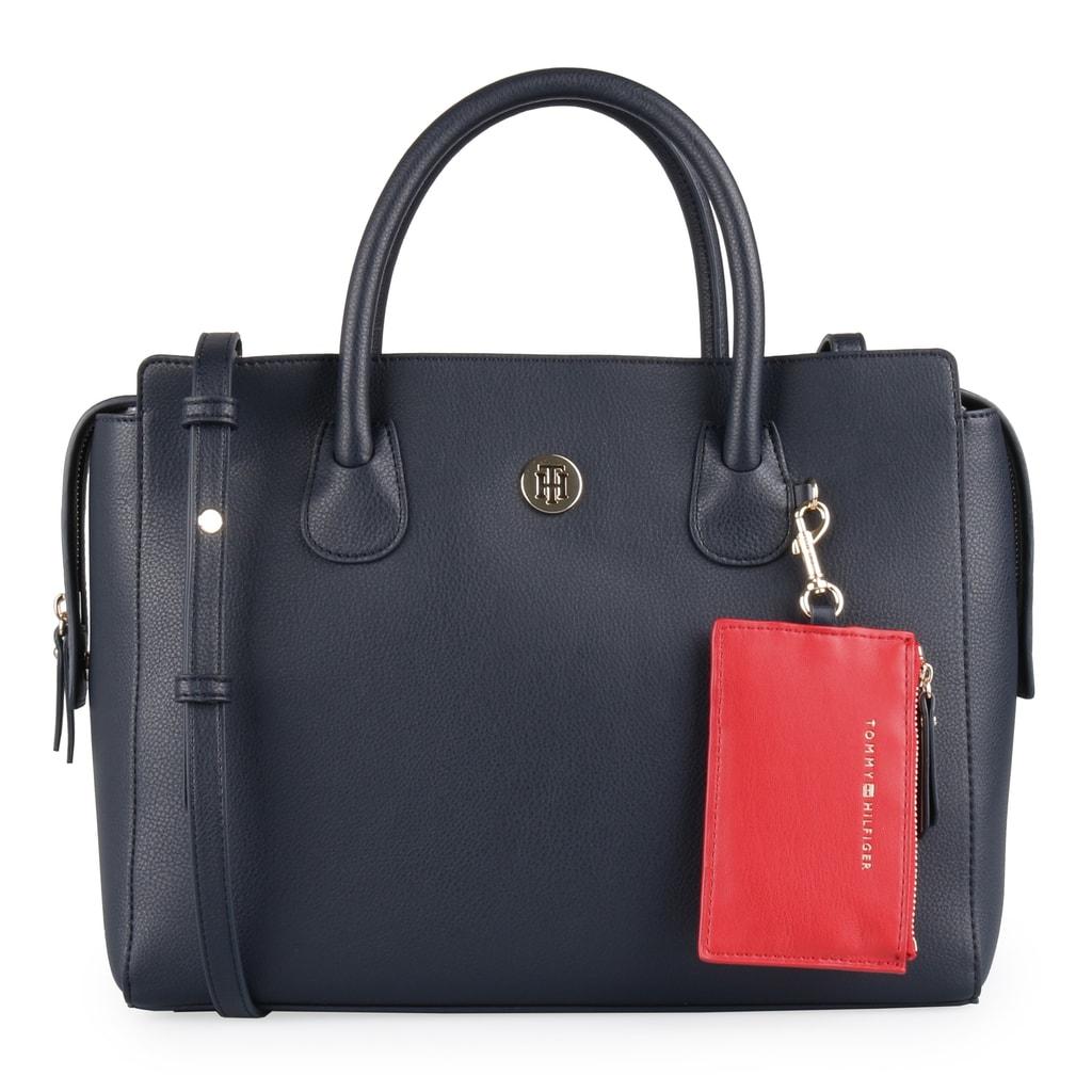 Elegantná kabelka z novej kolekcie jar   leto 2019 skvele doladí váš outfit  a získa si vás svojím prevedením. TOMMY HILFIGER ... 11000b103d0