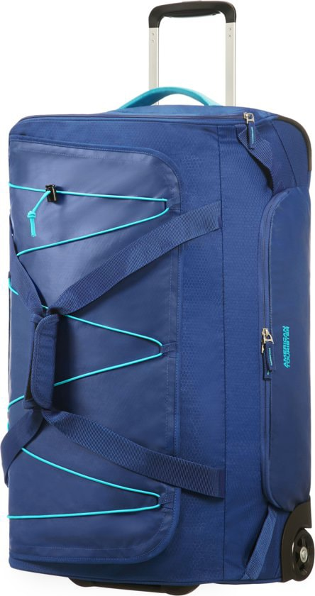 American Tourister Cestovní taška Road Quest 16G 75 l - modrá