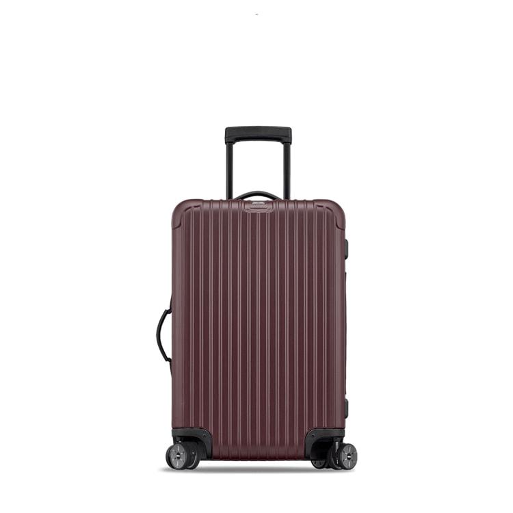 Rimowa Cestovní kufr Salsa 58 l červená