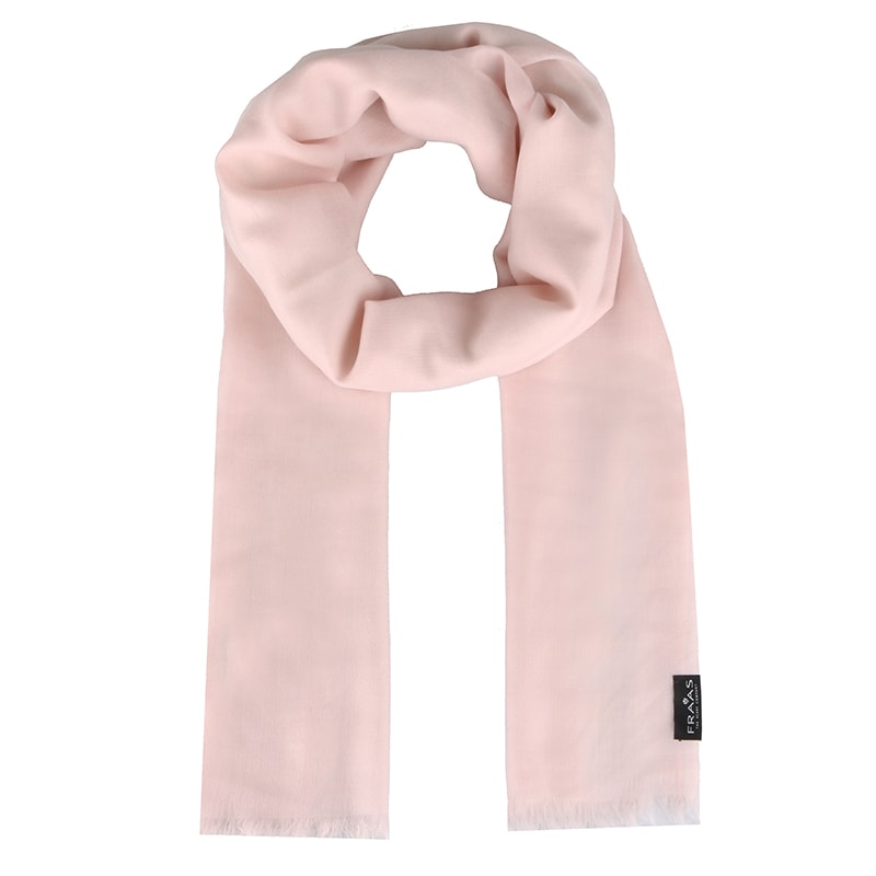 3cf00896daa Fraas Dámský obdélníkový kašmírový šátek 658045 - růžová