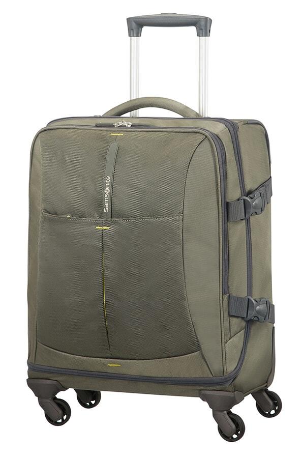 Samsonite Kabinový cestovní kufr 4Mation Spinner 37N 39 l - zelená