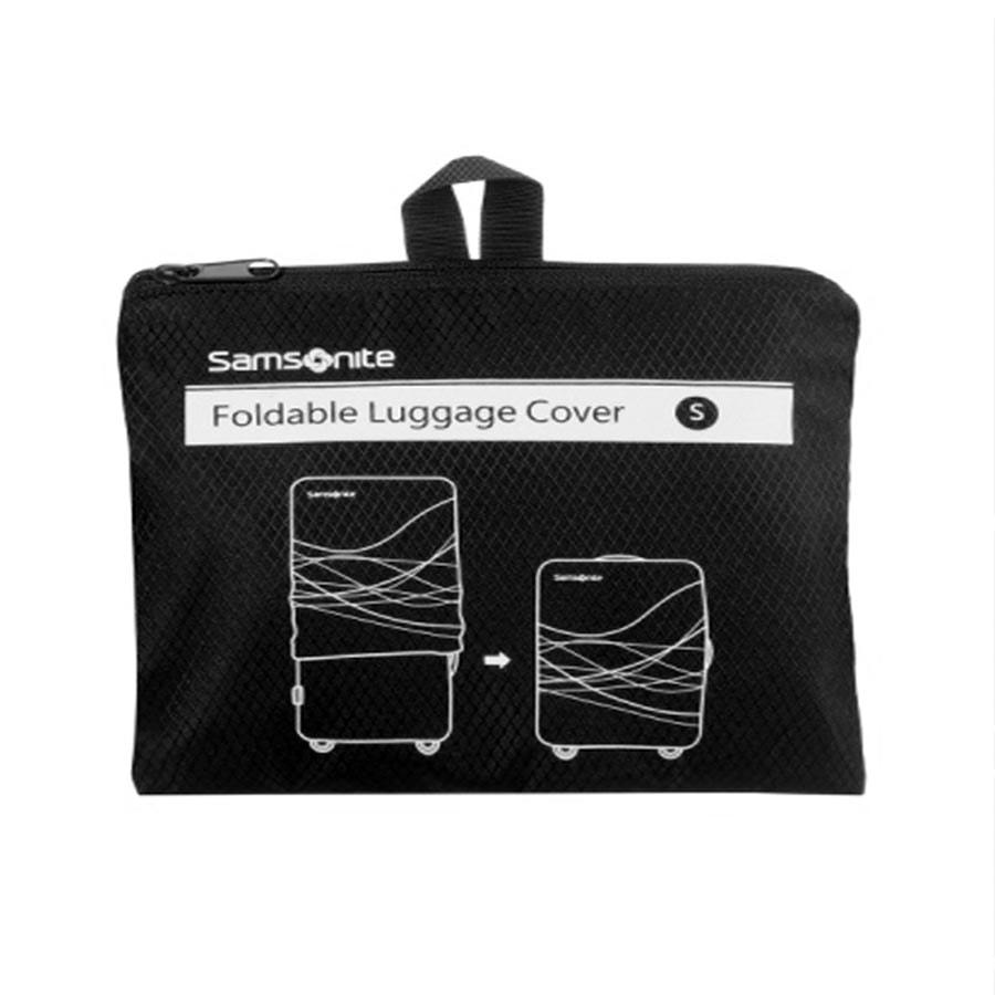 Samsonite Ochranný obal na kufr Samsonite, černý