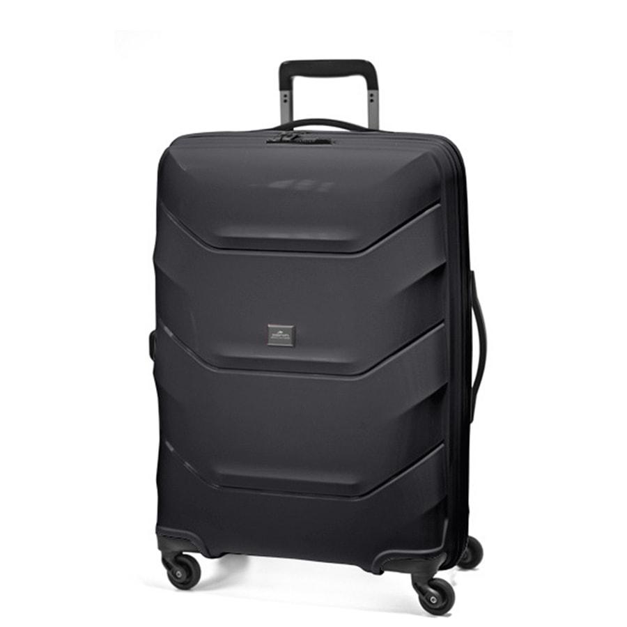 March Střední cestovní kufr Vienna 77 l - černá