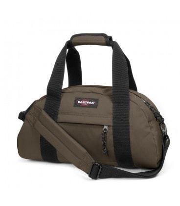 EASTPAK Cestovní sportovní taška Compact Back To Brown EK10271C 23 l