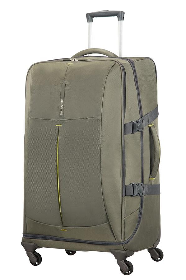 Samsonite Cestovní kufr 4Mation 99 l - zelená