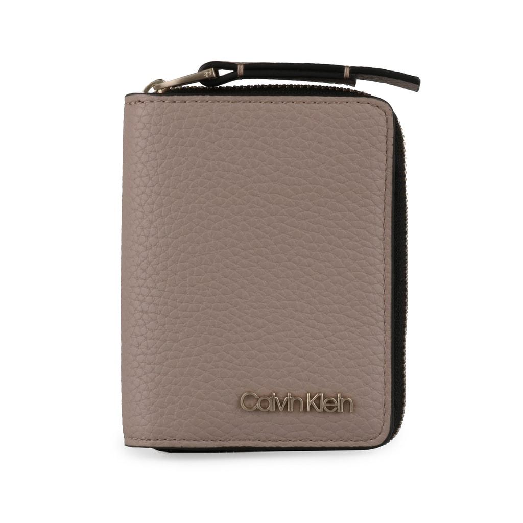 Calvin Klein Dámská peněženka Base Small K60K604610 - béžová