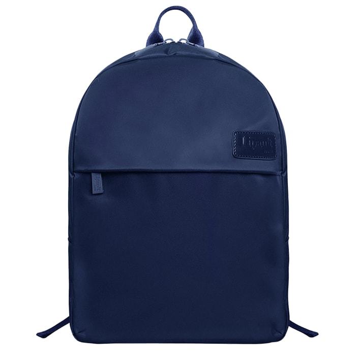 Lipault Dámský batoh city plume m p61*002 - tmavě modrá