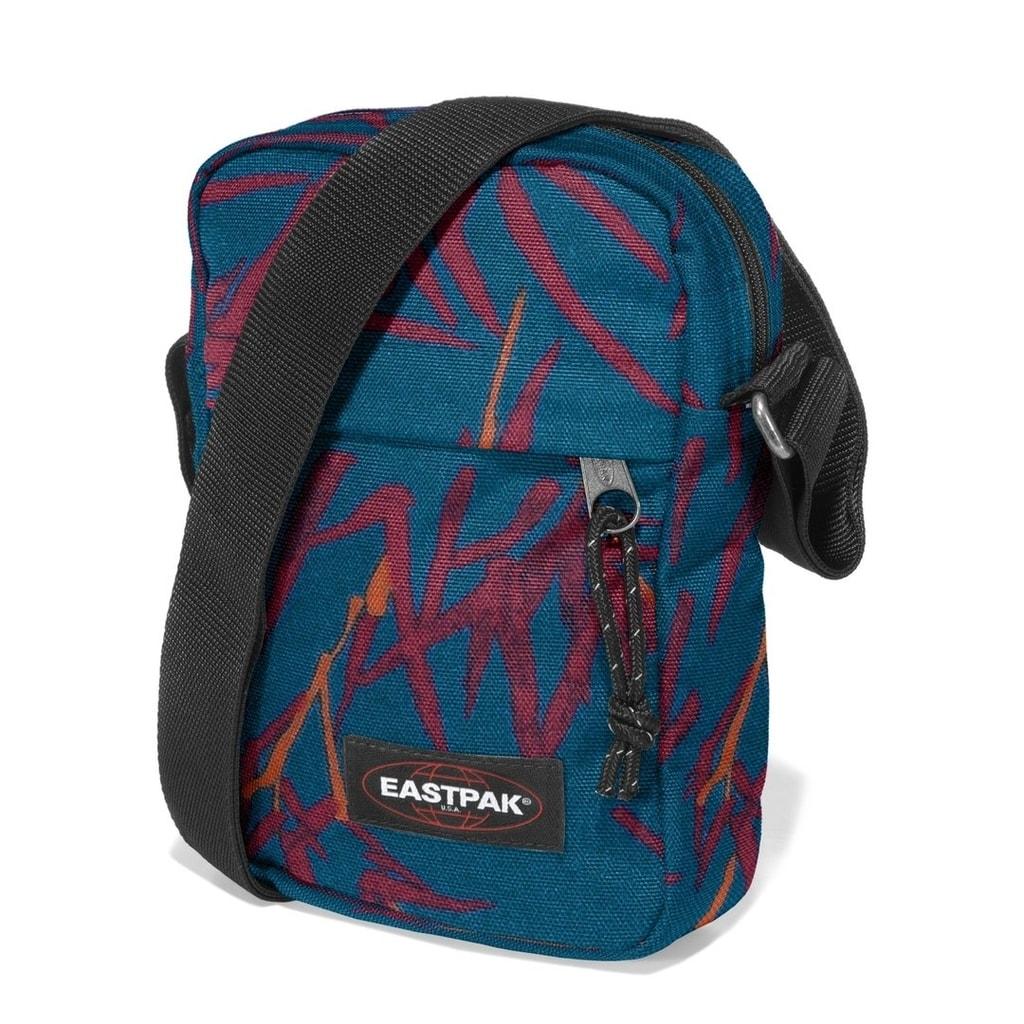 EASTPAK Pánská taška přes rameno The One Boobam Blue EK04532K