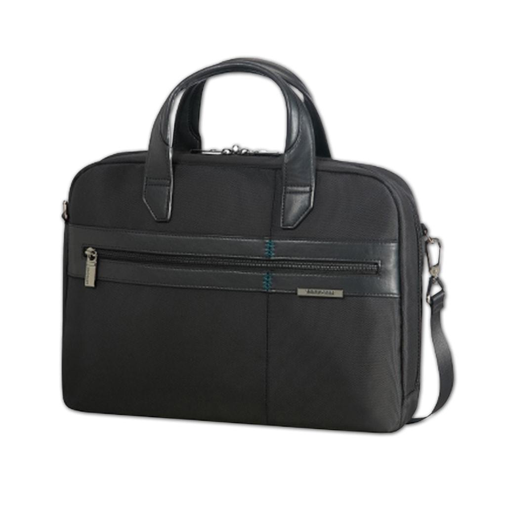 """Samsonite Pánská taška na notebook 14,1"""" Formalite 62N-004 - černá 62N-004-09"""