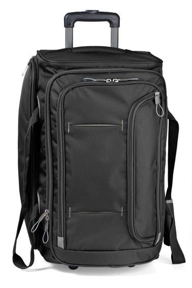 March Střední cestovní taška Gogobag 73 l - černá