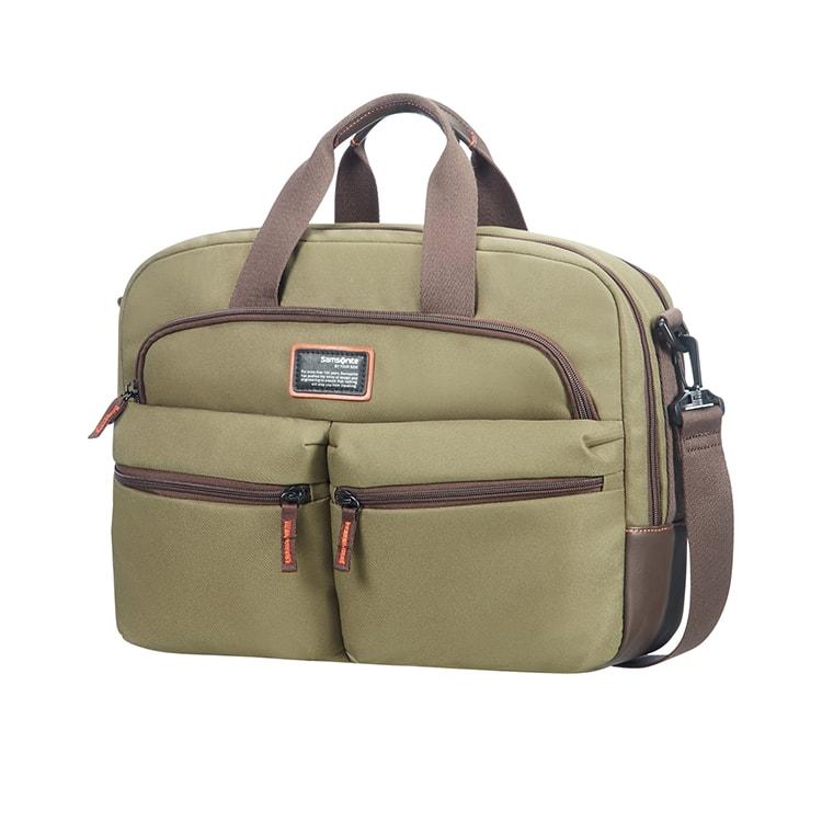 "Samsonite Taška na notebook Rockwell 15.6"" - zelená"