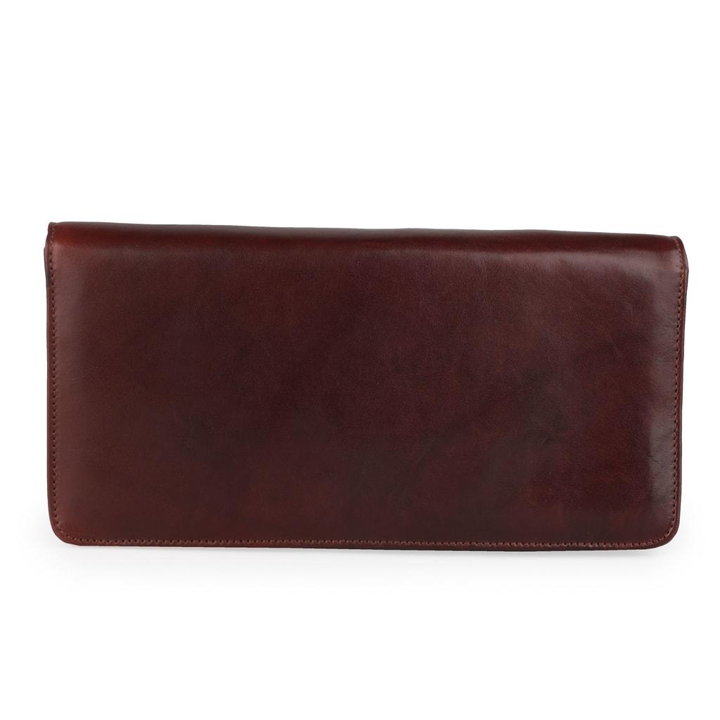 Dámska kožená listová kabelka 1008214 - Hajn - Listové kabelky ... 0bb06d06607