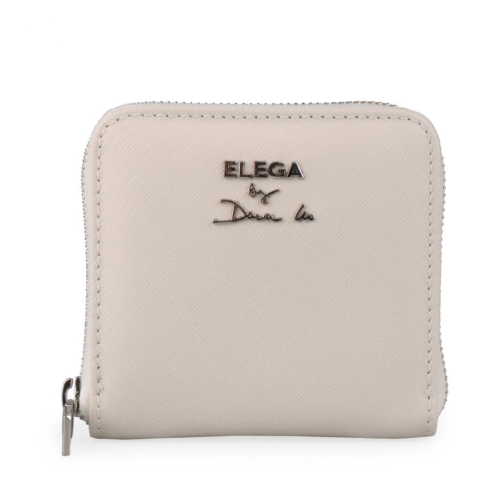Elega by Dana M Dámská kožená peněženka euphoria 69229-537s - světle béžová