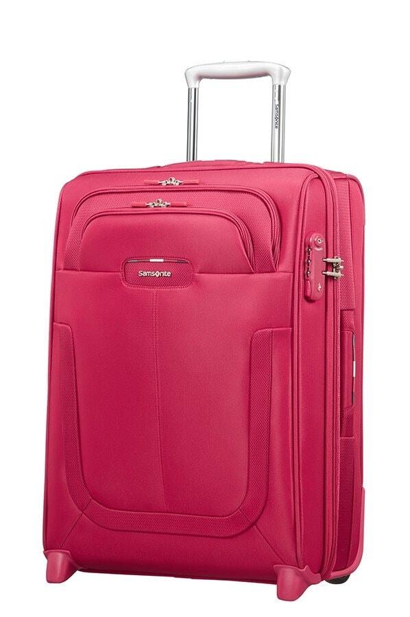 Samsonite Kabinový cestovní kufr Duosphere 42/49 l - růžová