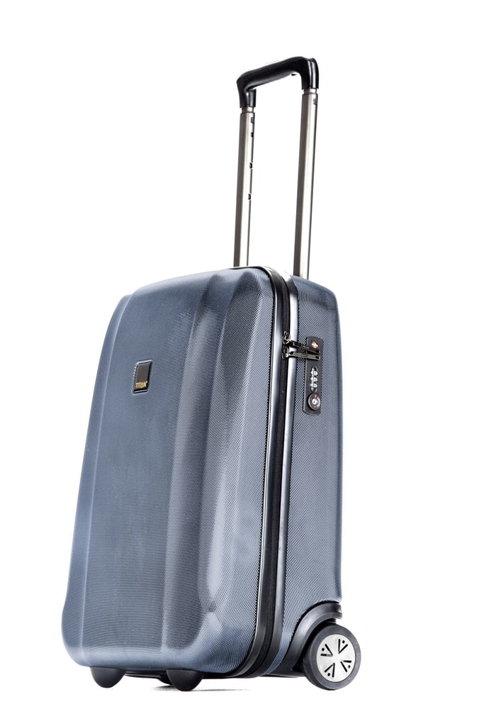 Titan Kabinový kufr Xenon S 809403-25 36 l