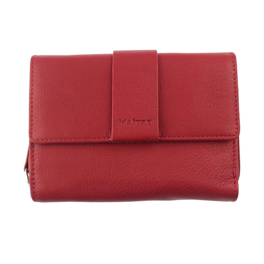 9d0bd2d50b8 Maitre Dámská kožená peněženka Kirschroth Diethilde 1412 - červená