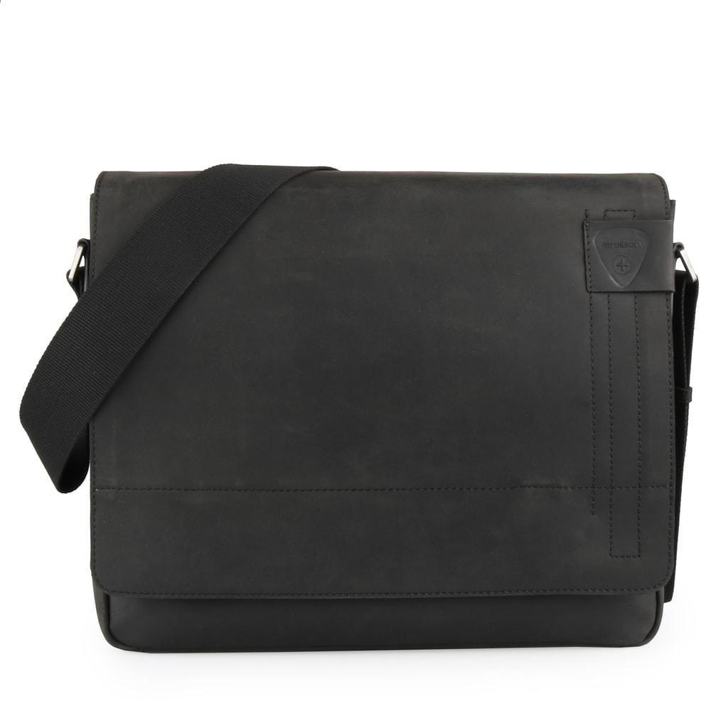 Strellson Pánská kožená taška přes rameno Richmond 4010001163