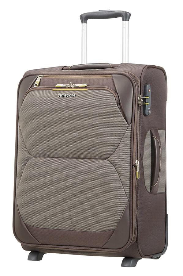 Samsonite Kabinový cestovní kufr Dynamore 43/50 l - taupe