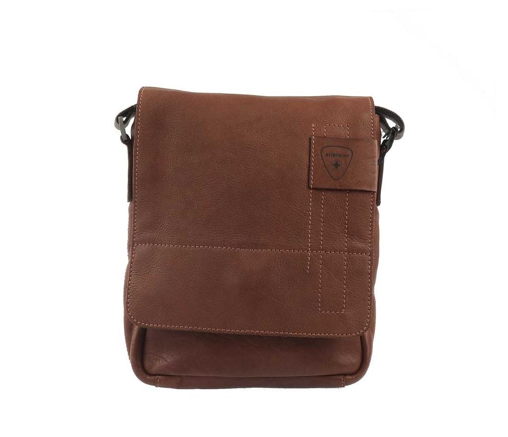 Strellson Pánská taška přes rameno 1926 - hnědá