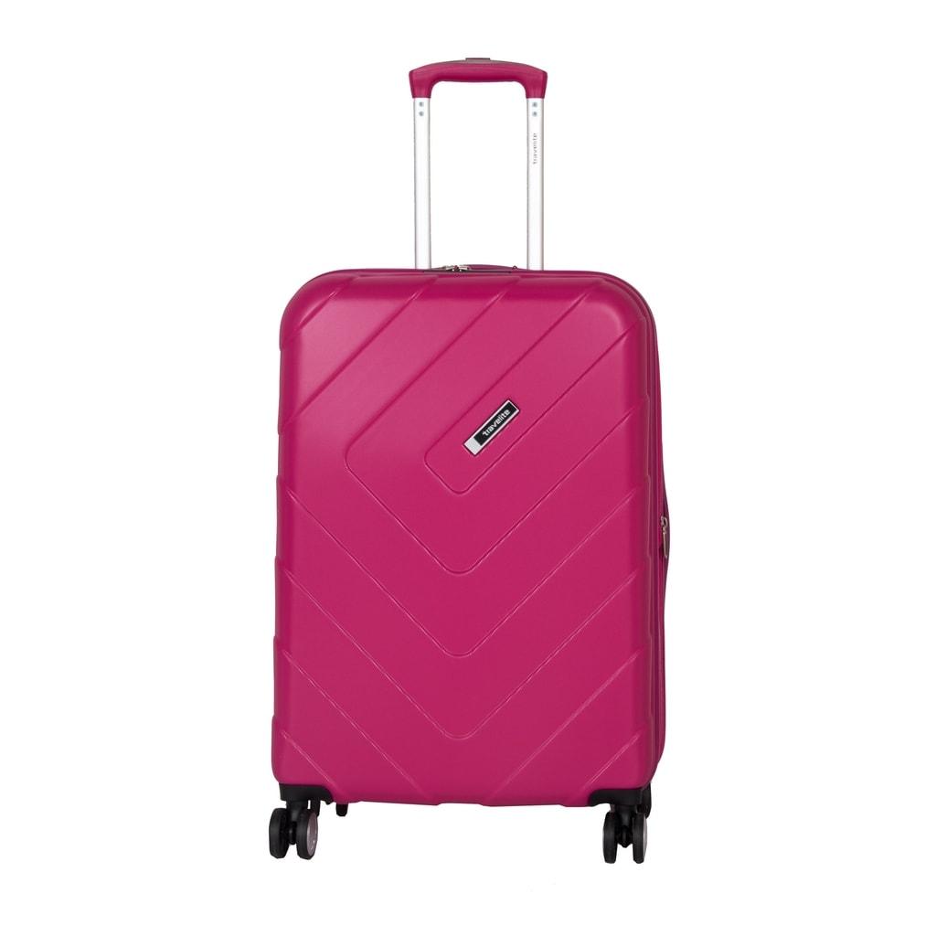 Travelite Cestovní kufr Kalisto M Pink 74448-17 70 l