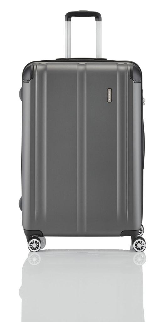 Travelite Cestovní kufr City 4w L 73049-04 113/124 l