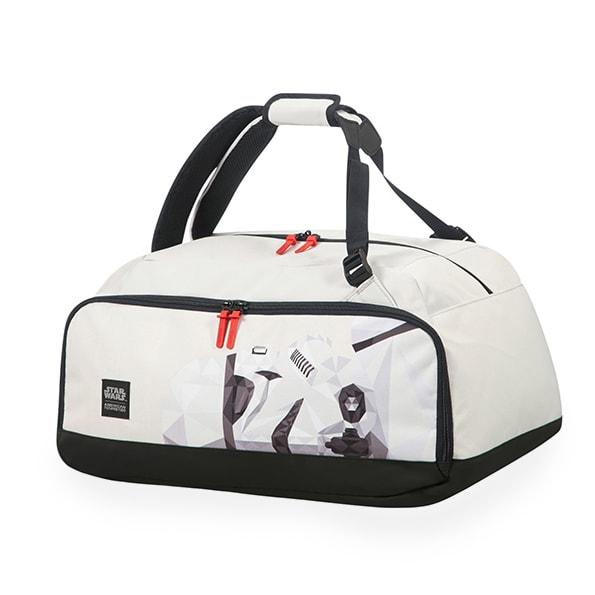 American Tourister Cestovní taška Grab'n'Go Disney 35C 49 l - Stormtrooper Geometric