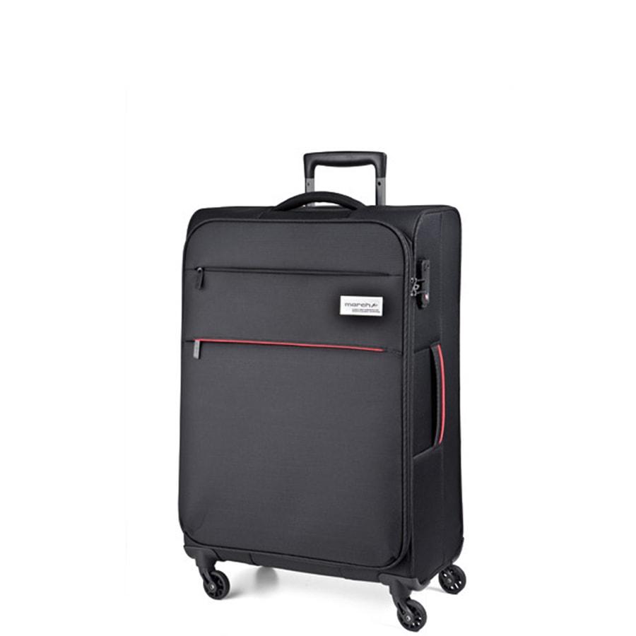 March Kabinový cestovní kufr Polo 39,0l - černá