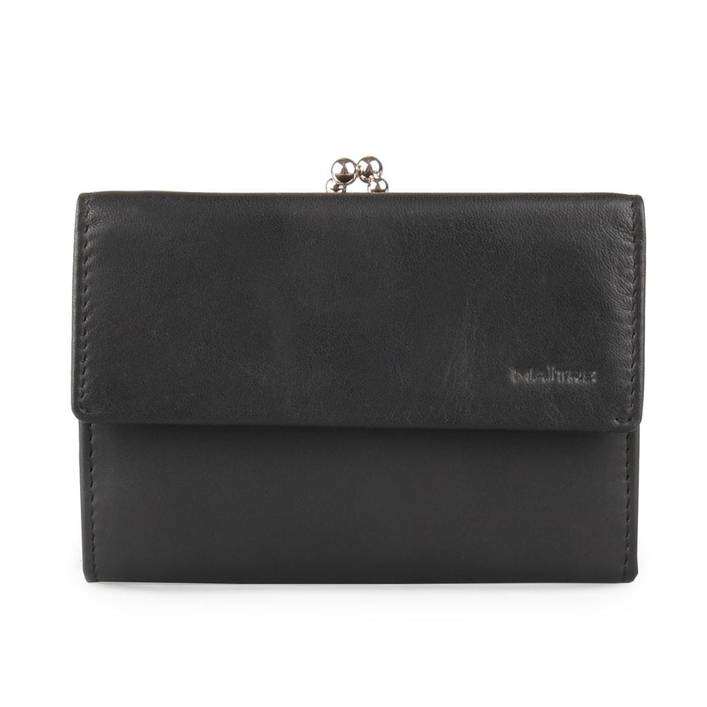 Maitre Dámská peněženka f3 beke purse 4060001477 - černá