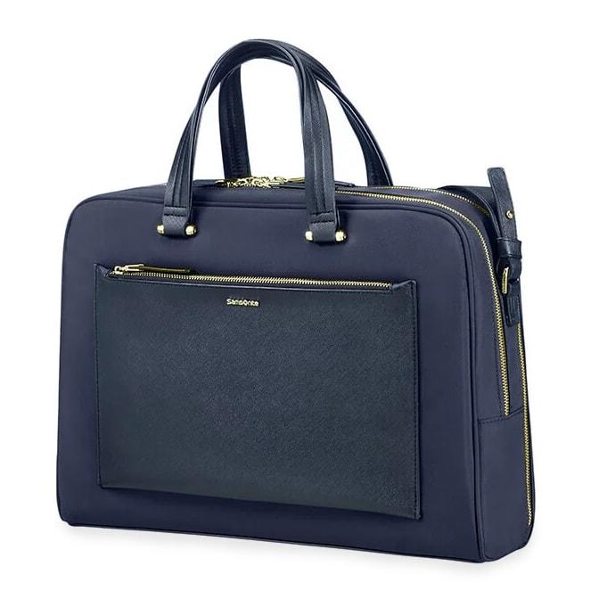 "Samsonite Dámská taška na notebook Zalia 85D-005 15.6"" - tmavě modrá 85D*005-11"